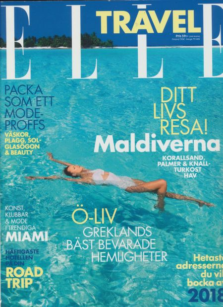 Elle Travel Juni 2018