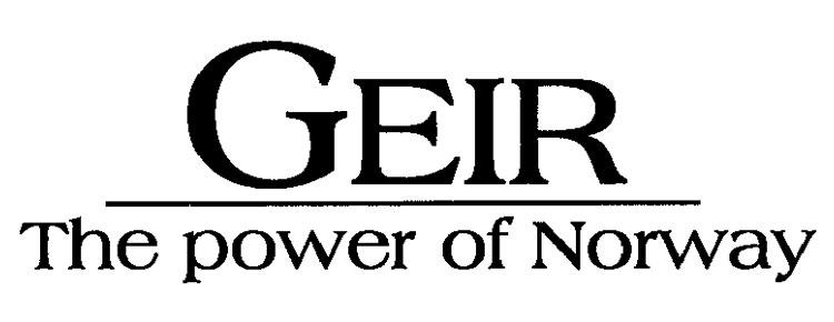 Geir logo