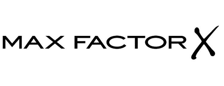 Max Factor X logo