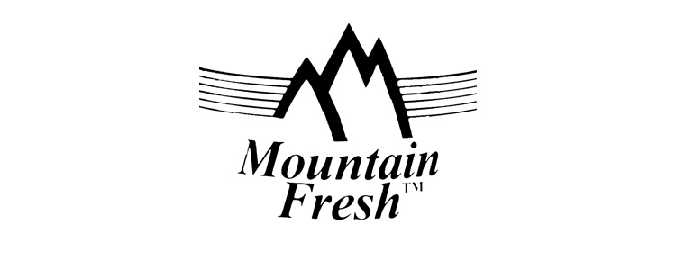 Mountain Fresh logo